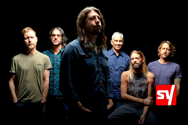 FOO FIGHTERS – CHASING