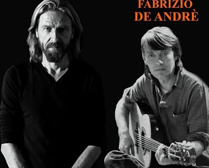 LIVE MUSIC – DOMENICA 25 LUGLIO GIULIO CASALE CANTA FABRIZIO DE ANDRÉ