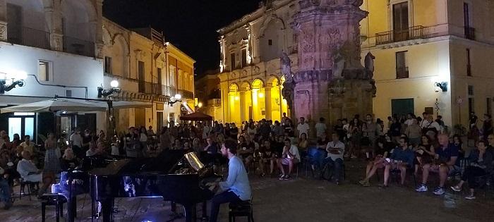 PIANO & FORTE – IL VIDEO DEL FESTIVAL IN PIAZZA SALANDRA