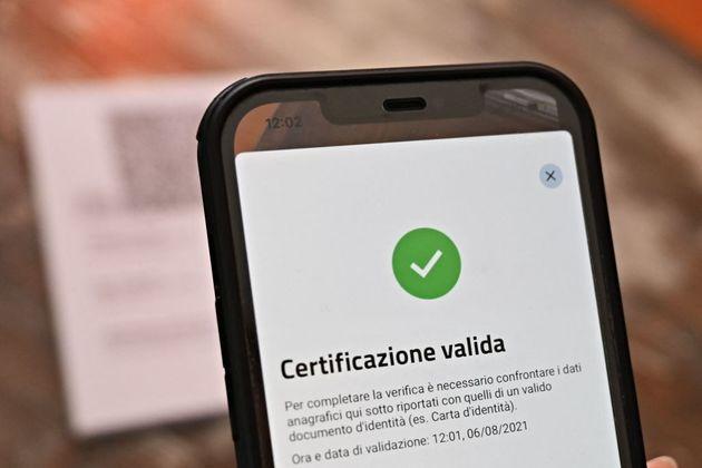 ESTENSIONE DEGLI OBBLIGHI DI CERTIFICAZIONE VERDE COVID-19 IN AMBITO LAVORATIVO