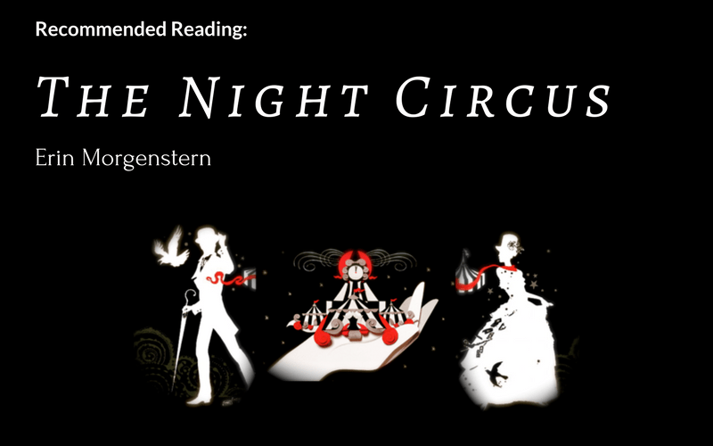 Recommended Reading: The Night Circus by Erin Morgenstern