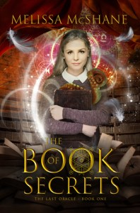 Review: The Book Of Secrets by Melissa McShane
