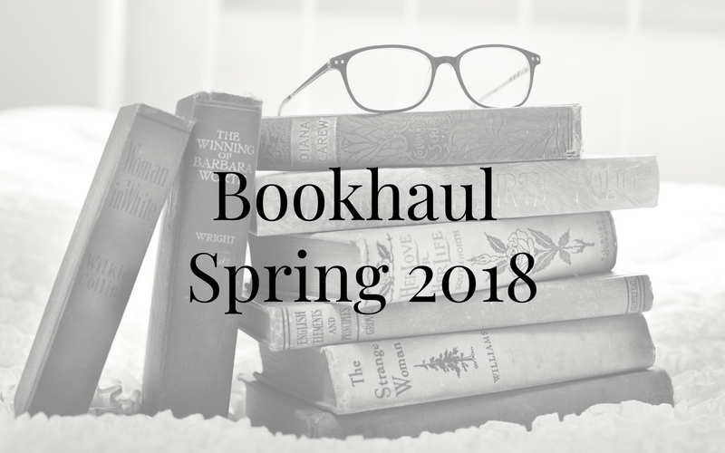 Bookhaul Spring 2018
