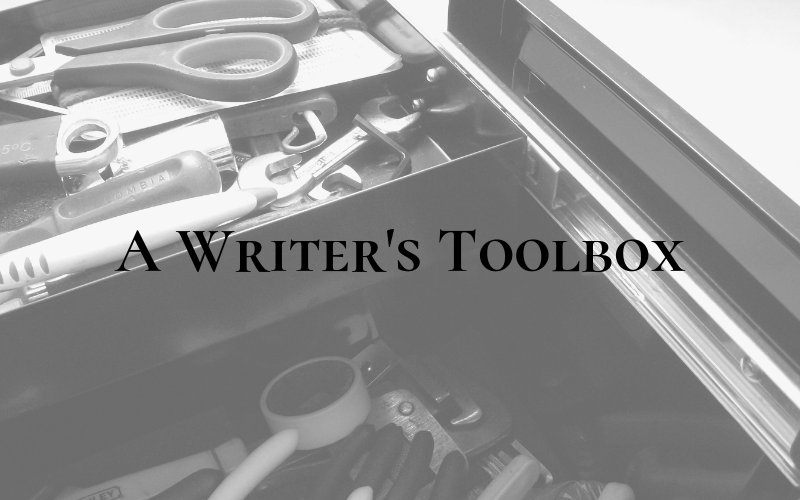 A Writer's Toolbox