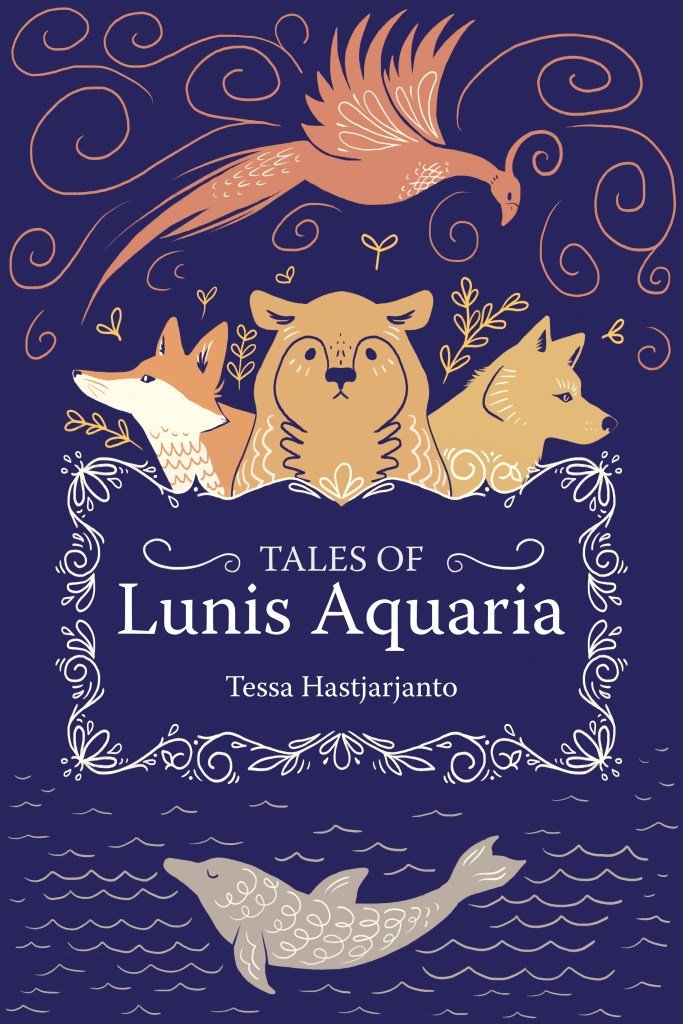 Book Cover: Tales of Lunis Aquaria