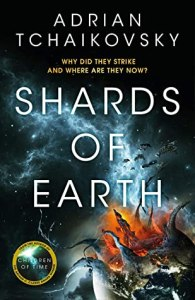 Book Tour: Shards of Earth – Adrian Tchaikovsky