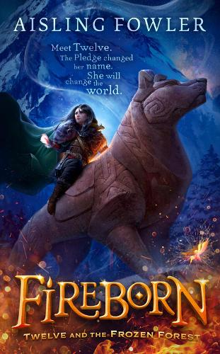 Book Tour: Fireborn by Aisling Fowler