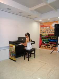 piyano nar sanat