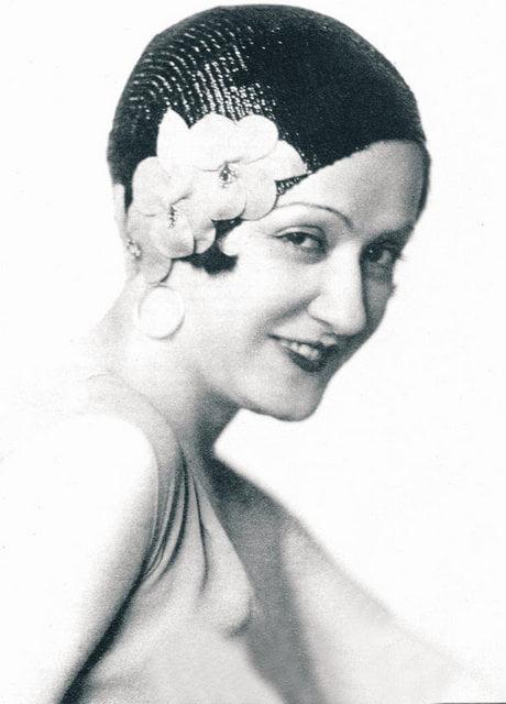 Türkiye'nin ilk kadın sinema oyuncusu-Bedia Muhavvid