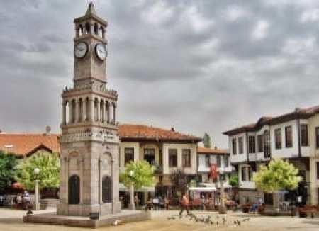 Ankara Saat Kulesi