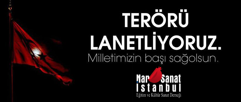 teroru-lanetliyoruz