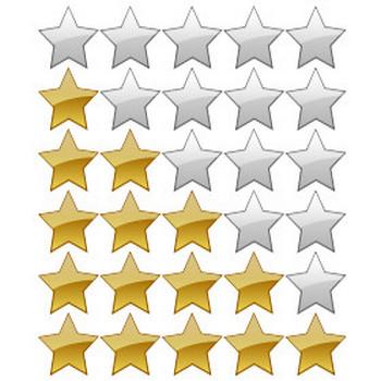 5 つ星評価システム クリップ アート, 無料のクリップアート - ClipartLogo.com