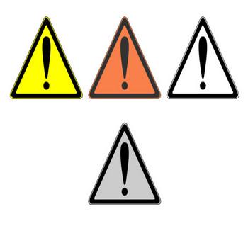注意 アイコン1 / フリー(無料)素材 / 商用利用OK / 加工OK / - フリー(無料)アイコン・イラストダウンロードサイト「VECTOR ICON BOX!!」