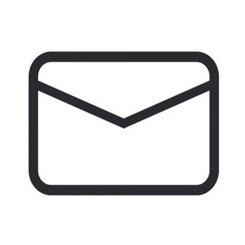 メールのアイコンイラスト(2)【無料・フリー】