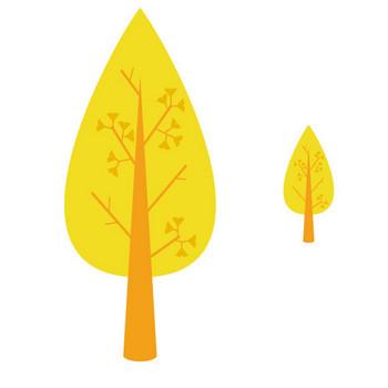 幼稚園児のイラスト・絵カード:【9月】紅葉と木の実のイラスト - livedoor Blog(ブログ)
