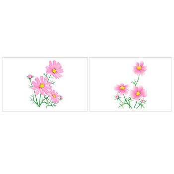 植物−コスモス【イラスト素材】 MMGクリエイティブネット