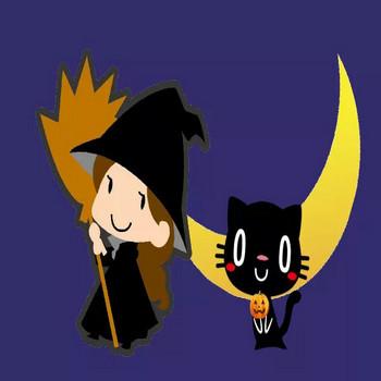 ハロウィンのイラストを無料で☆魔女や黒猫も☆ | 今話題の気になる情報満載