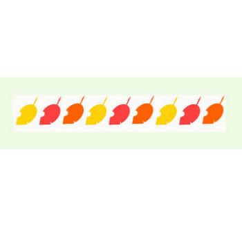 秋の葉たちライン・イラスト♪ 毎日が、笑顔で元気♪/ウェブリブログ