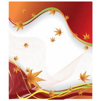 秋の葉のベクトルの背景-ベクトルの背景-無料ベクトル 無料でダウンロード