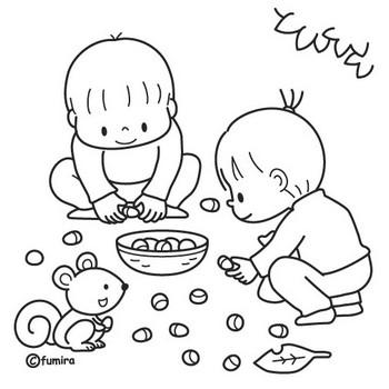 | 子供と動物のイラスト屋さん わたなべふみ