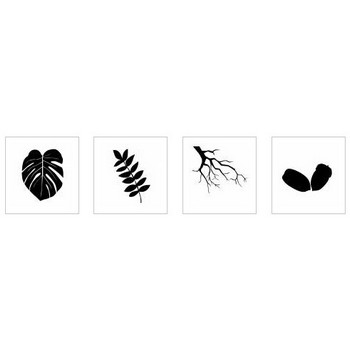 秋|シルエット イラストの無料ダウンロードサイト「シルエットAC」
