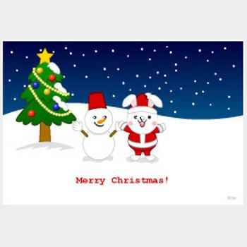 【まとめ】クリスマスのフリーイラスト素材|イラストイメージ