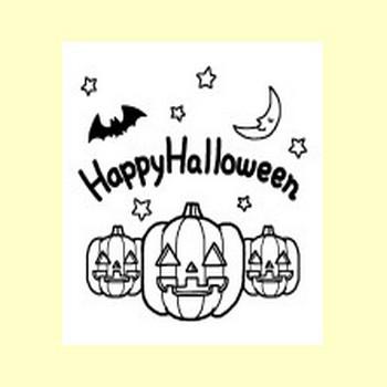 ハロウィン(halloween)1/秋の季節・行事/無料イラスト【みさきのイラスト素材】