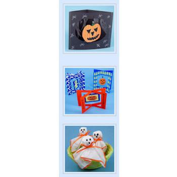 Halloween Crafts to Make - Aunt Annie's Crafts