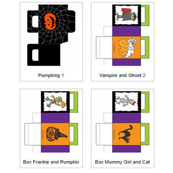 Favor Box Halloween 3, Halloween, Favor Box - Free Printable Ideas from Family Shoppingbag.com