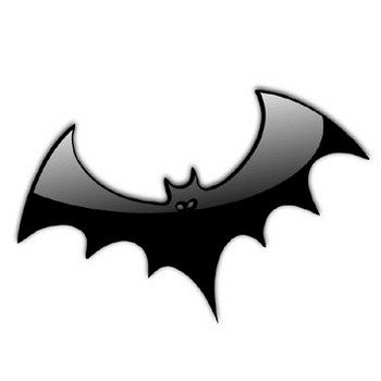 Free Halloween Bats, Witches, Cats and Spiders Clipart Graphics and Images