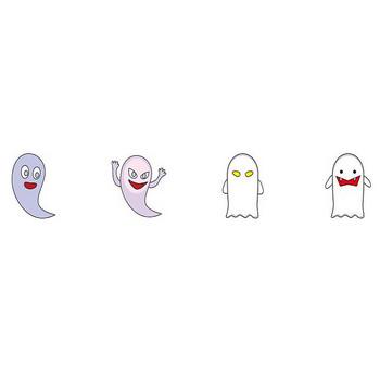 イラストポップ | ミニイラスト-怪物の無料クリップアート素材