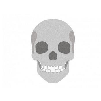 頭蓋骨のイラスト   イラスト無料・かわいいテンプレート