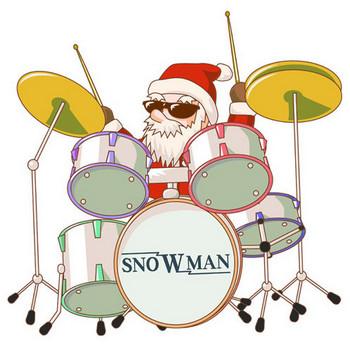 クリスマス-サンタクロース02:冬のそざい:キッズ@nifty