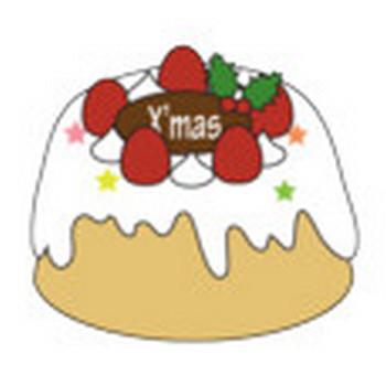 クリスマス(X'mas)素材: イラスト小箱