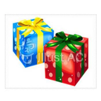 クリスマスプレゼントイラスト/無料イラストなら「イラストAC」