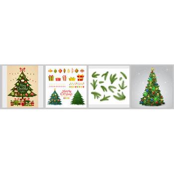 Christmas Tree に関するベクター画像、写真素材、PSDファイル | 無料ダウンロード