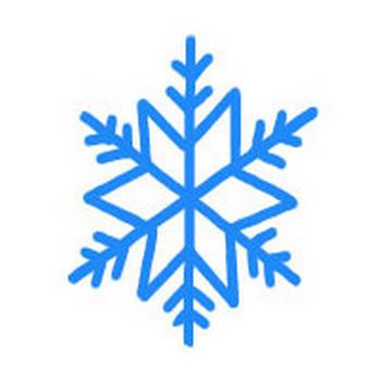 雪の結晶:フリーイラスト集|学校保健ポータルサイト