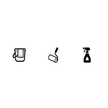 掃除 | アイコン素材ダウンロードサイト「icooon-mono」 | 商用利用可能なアイコン素材が無料(フリー)ダウンロードできるサイト