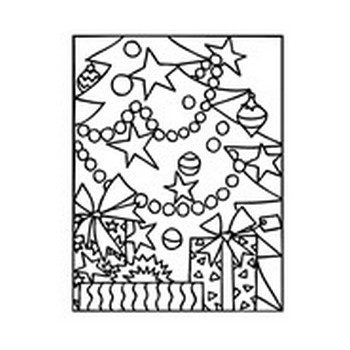 Christmas | Free Coloring Pages | crayola.com