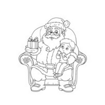 Christmas Coloring Pages | Printable Coloring eBook - PrimaryGames