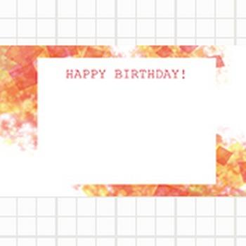 メッセージカードの専門店 「メッセージカード屋さん」 | 色 | ホワイト