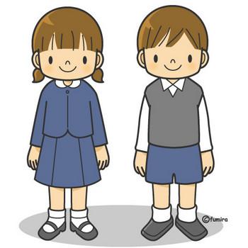 小学校お受験のイラスト(カラー) | 子供と動物のイラスト屋さん わたなべふみ