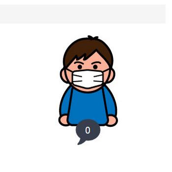 風邪・インフルエンザ予防のイラスト | 無料イラスト素材集|Lemon