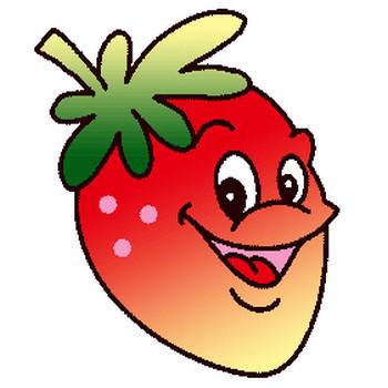 (苺)イチゴのイラスト集/アイコン/背景画像(壁紙)=条件付フリー素材集