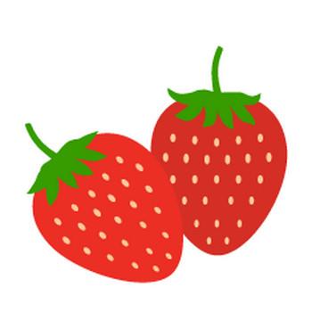 【まとめ】イチゴのフリーイラスト素材集|イラストイメージ