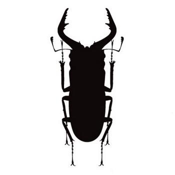 クワガタ : Illustrator(AI)素材|Shade素材|無料ダウンロード【58 PARTS】
