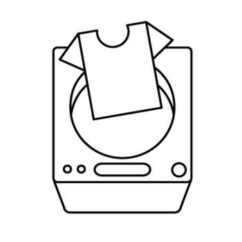 洗濯機のイラスト素材 « 商用利用OK&無料の写真・フリー素材を集めました!総合素材サイト ソザイング