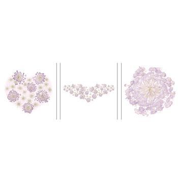 花 ウェディング フリーイラスト集 │ ペーパーミュージアム