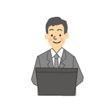 仕事・ビジネスのイラスト(挿絵)無料イラスト・フリー素材1