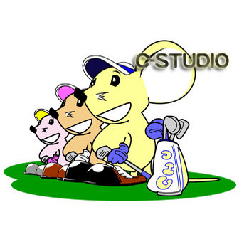 ゴルフ イラスト   C-STUDIO BLOG